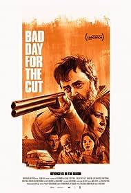 Susan Lynch, Ian McElhinney, David Pearse, Józef Pawlowski, Nigel O'Neill, and Anna Próchniak in Bad Day for the Cut (2017)