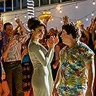 Priyanka Chopra Jonas and Jon Bass in Baywatch (2017)