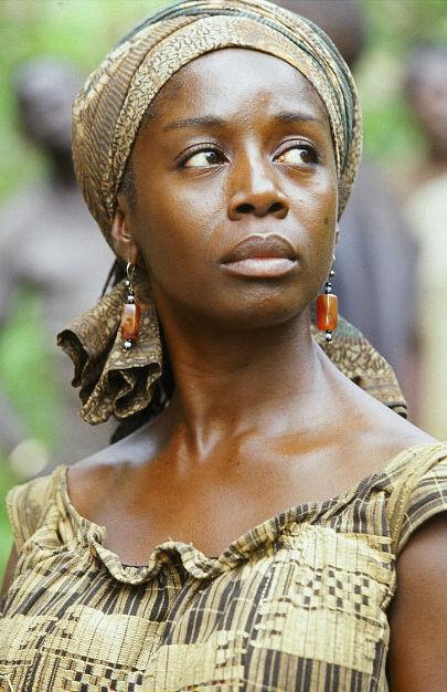 Akosua Busia in Tears of the Sun (2003)