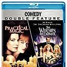 Sandra Bullock, Nicole Kidman, Jack Nicholson, Michelle Pfeiffer, Susan Sarandon, and Cher in The Witches of Eastwick (1987)
