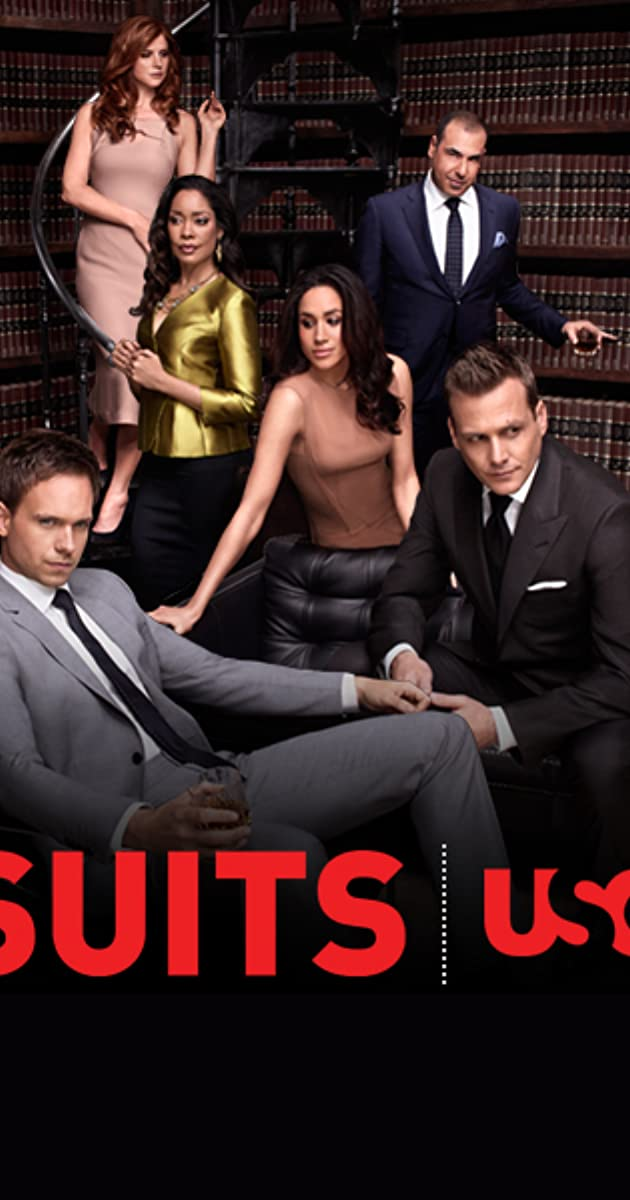 Suits Tv Series 2011 Imdb