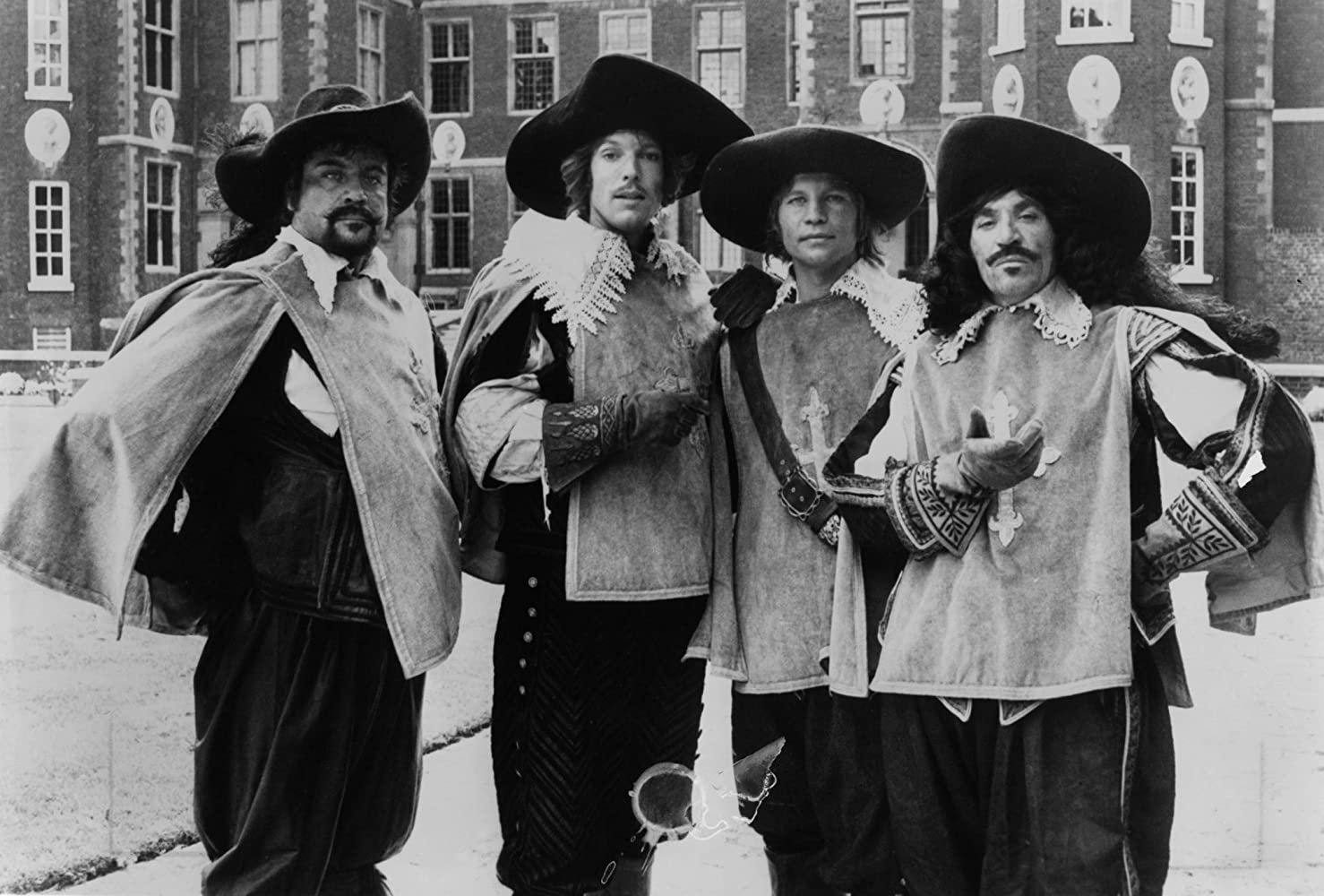 four musketeers 1974