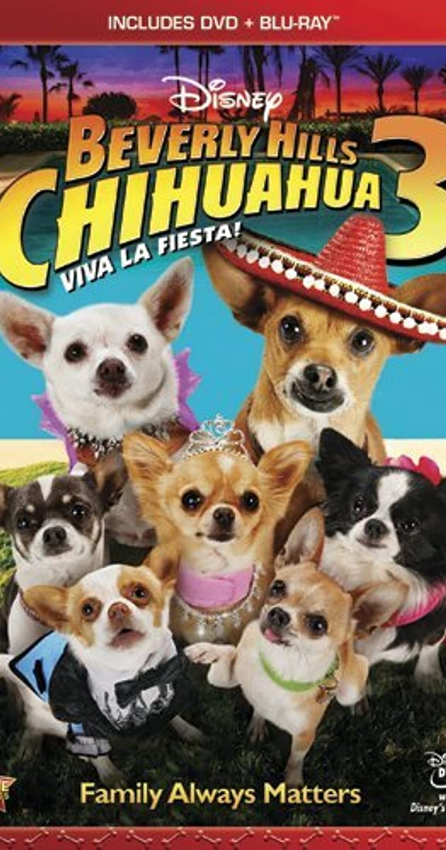 Beverly Hills Chihuahua 3 Viva La Fiesta Video 2012 Full Cast Crew Imdb