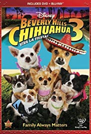 Watch Movie Beverly Hills Chihuahua 3 - Viva La Fiesta! (2012)