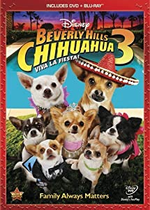 Web sites for downloading movies Beverly Hills Chihuahua 3: Viva La Fiesta! by Alex Zamm [BDRip]