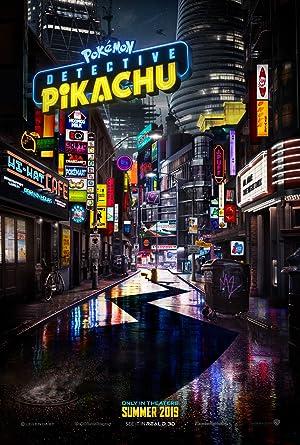 Pokémon: Detective Pikachu Poster