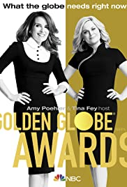 2021 Golden Globe Awards Poster