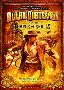Allan Quatermain and the Temple of Skulls (2008 Video)