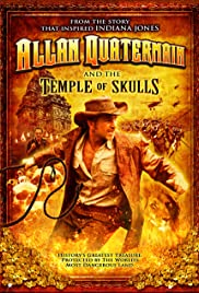 Allan Quatermain and the Temple of Skulls Poster