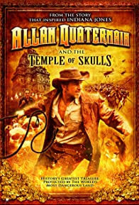 Primary photo for Allan Quatermain and the Temple of Skulls