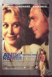 Anita no perd el tren Poster