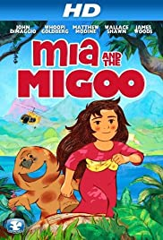 Mia et le Migou Poster