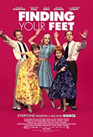 Finding your Feet (12A), Amy Robsart Hall, Syderstone PE31 8SD | What do you do when the rug is suddenly pulled from beneath your feet? | cinema