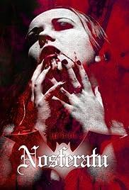 Red Scream Nosferatu Poster