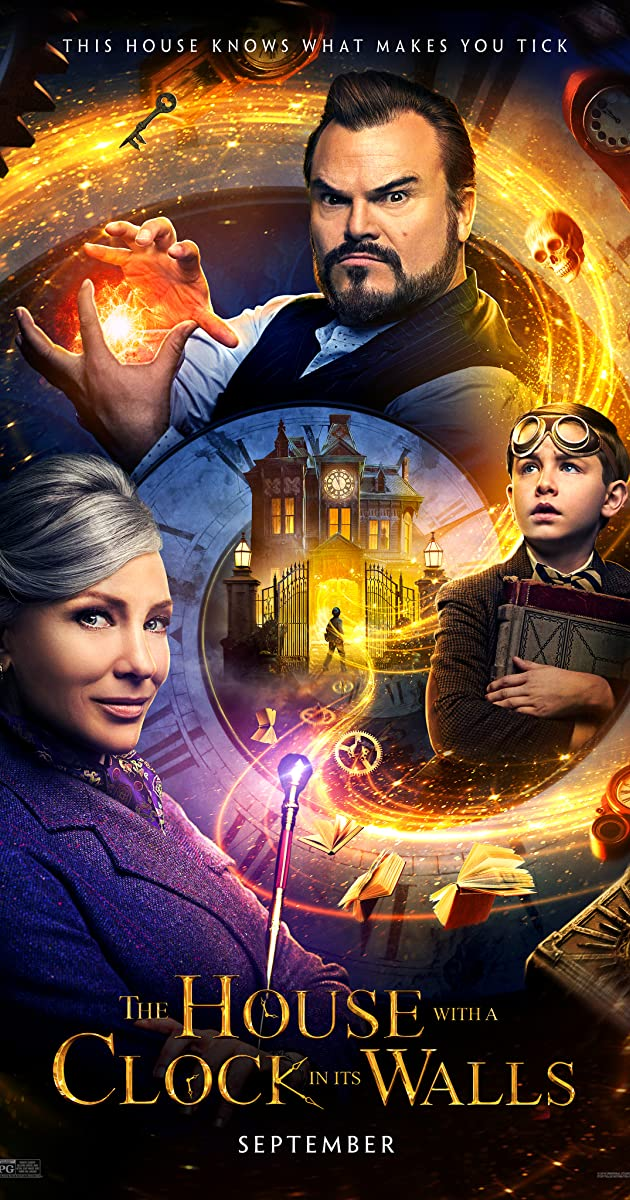 The House With A Clock In Its Walls (2018) [WEBRip] [1080p] [YTS.AM]