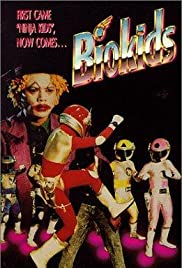 Biokids (1990) with English Subtitles on DVD on DVD