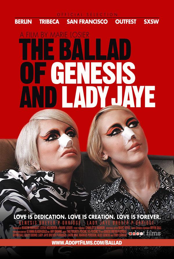 The Ballad of Genesis and Lady Jaye (2011)