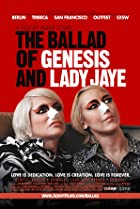 The Ballad of Genesis and Lady Jaye (2011) Poster