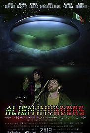 Alien Invaders Poster