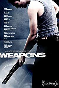 Movie trailer downloads wmv Weapons USA [720x400]