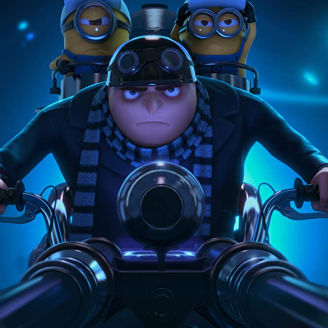 Steve Carell in Despicable Me 2 (2013)