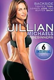 Jillian Michaels Beginners Backside Workout Poster