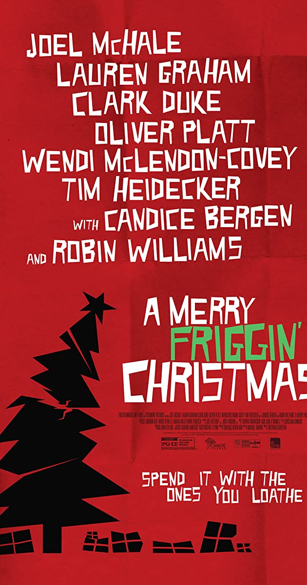 A Merry Friggin' Christmas (2014) Online