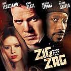 John Leguizamo, Wesley Snipes, and Sam Jones III in Zig Zag (2002)