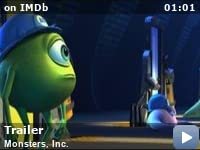 Monsters, Inc  (2001) - IMDb