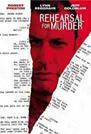 Rehearsal for Murder(1982) Poster - Movie Forum, Cast, Reviews