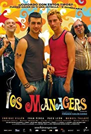 Los mánagers Poster