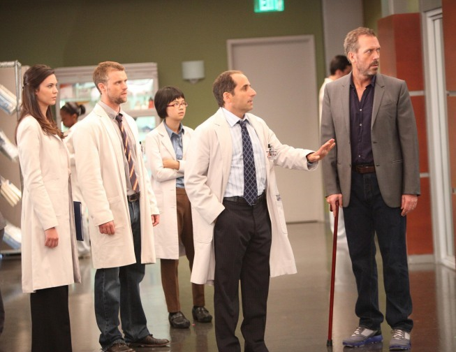 Doctor House 8×06 – Padres