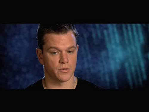 Paul Greengrass and Matt Damon on Green Zone