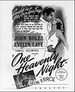Downloadable movie database free One Heavenly Night USA [1280x720]