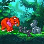 Brenda Grate and Harrison Fahn in Tarzan II (2005)
