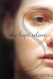 She Kept Silent Poster
