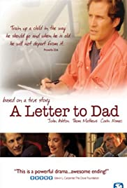 A Letter to Dad Poster
