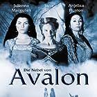 Joan Allen, Julianna Margulies, and Anjelica Huston in The Mists of Avalon (2001)