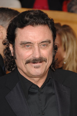 Ian McShane at an event for 12th Annual Screen Actors Guild Awards (2006)