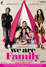 Watch Movie We Are Family (2010)