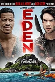 Ethan Peck and Nate Parker in Eden (2014)