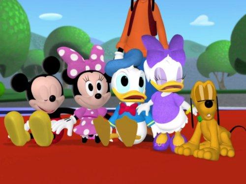 Mickey Mouse Clubhouse Goofy Babysitter Tv Episode 2011 Imdb