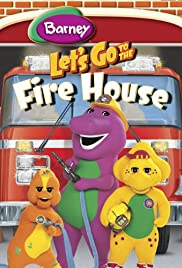 Barney: Let's Go to the Firehouse Poster