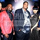 """Artist:     Chris Mulkey, Amin Joseph, R.L Scott, Bai Ling and David A. Fisher Image Number:     WBU-029552 Event:     """"Call Me King"""" Los Angeles Premiere - Arrivals Venue & Location:     Downtown Independent Theatre / Los Angeles, CA, USA Event Date:     08/17/2015  Exclusive:     Non-Exclusive Rights Managed Image  Restrictions:     Low Res - Worldwide Rights     High Res - Worldwide Rights  Photographer:     Winston Burris / PR Photos"""