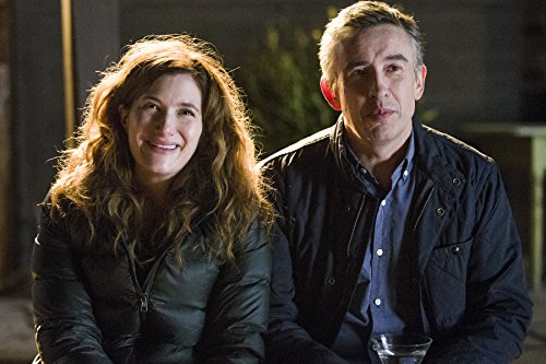 Steve Coogan and Kathryn Hahn in Happyish (2015)