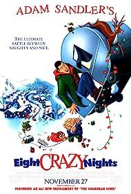 Eight Crazy Nights (2002) Poster - Movie Forum, Cast, Reviews