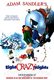 Eight Crazy Nights (2002) Poster - Movie Forum, Cast, Reviews
