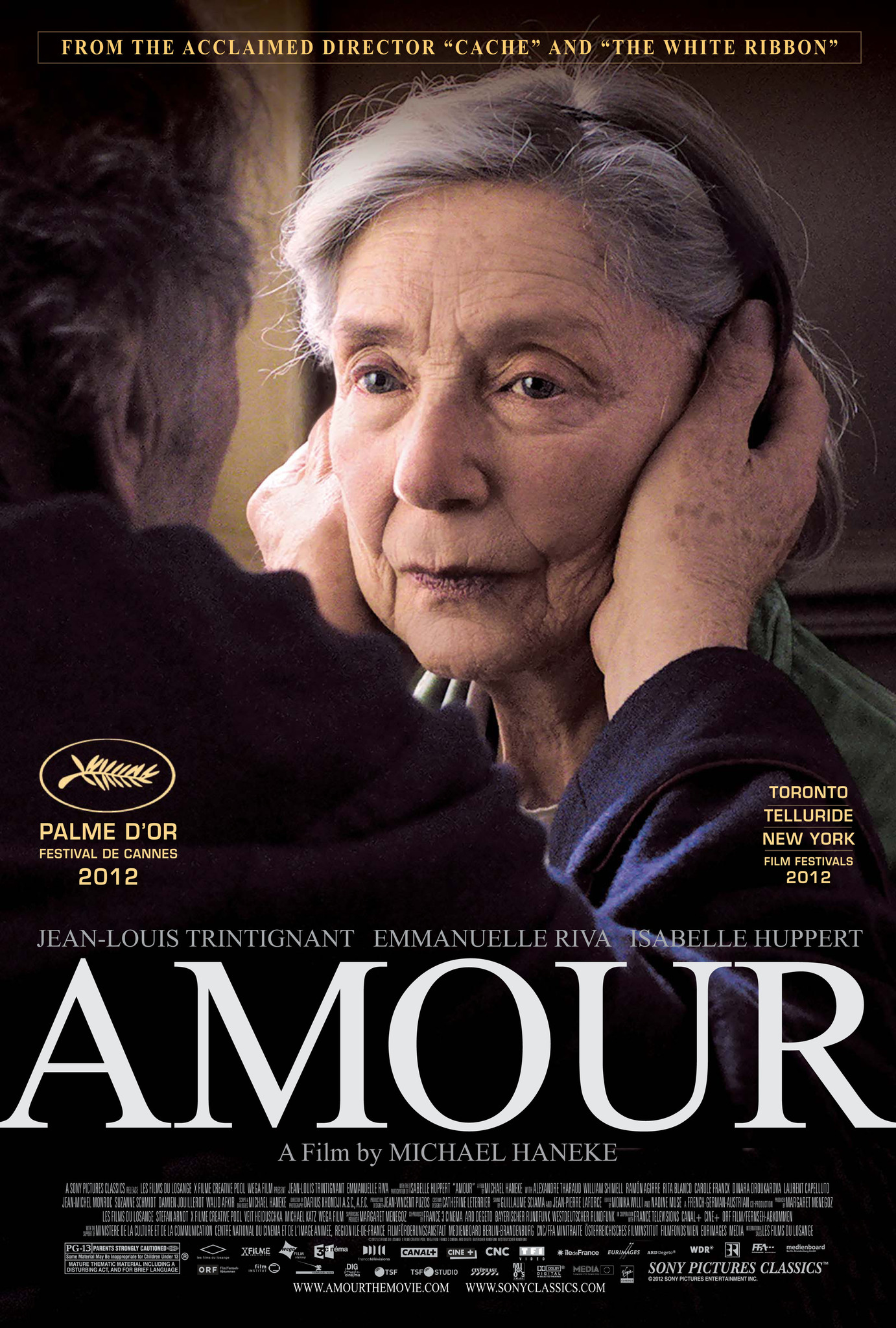 Amour (2012) BluRay 480p, 720p & 1080p
