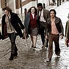 David Gyasi, MyAnna Buring, Reece Ritchie, Jessica Gunning, Claire Foy, and Sam Claflin in White Heat (2012)