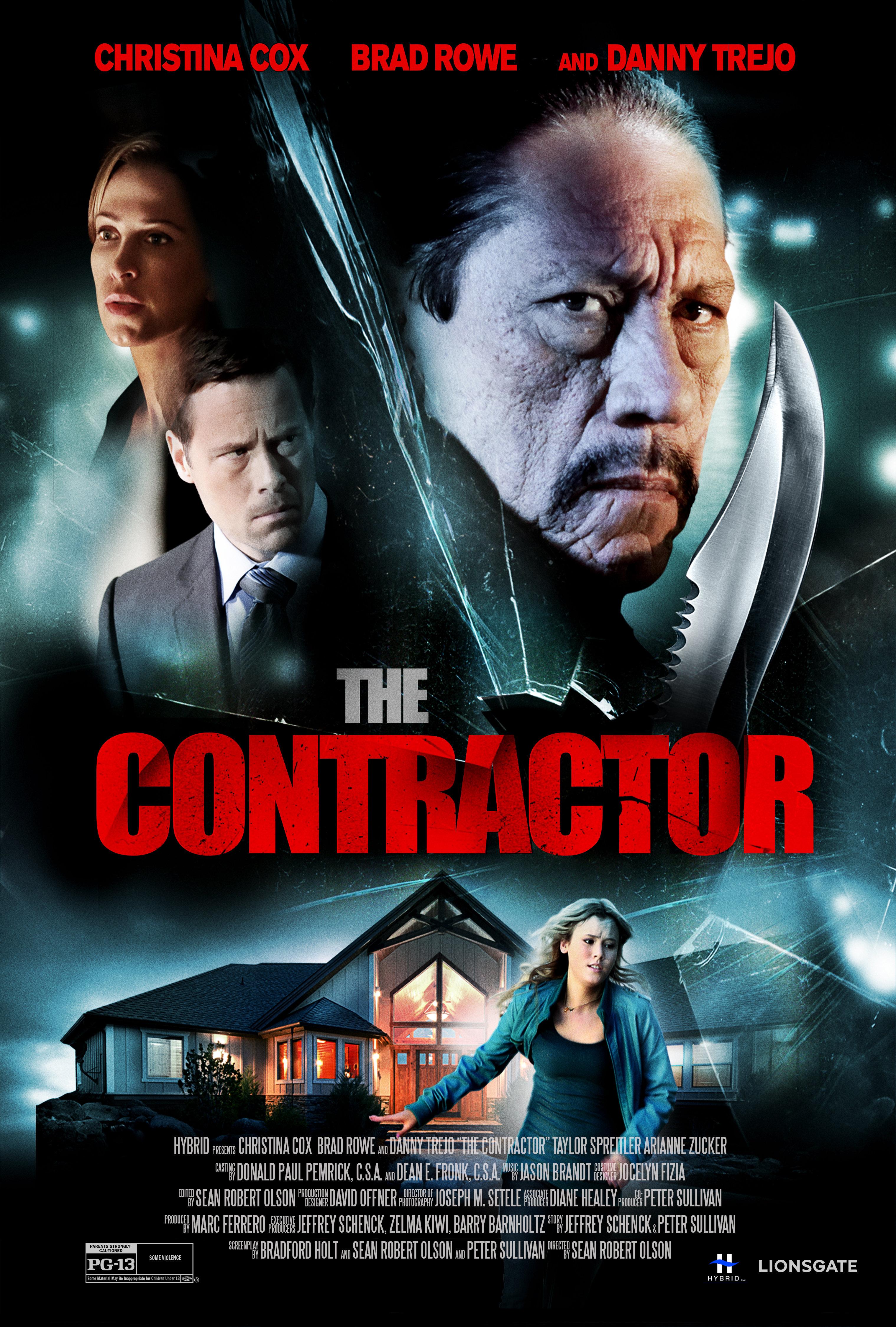 The Contractor 2013 Imdb